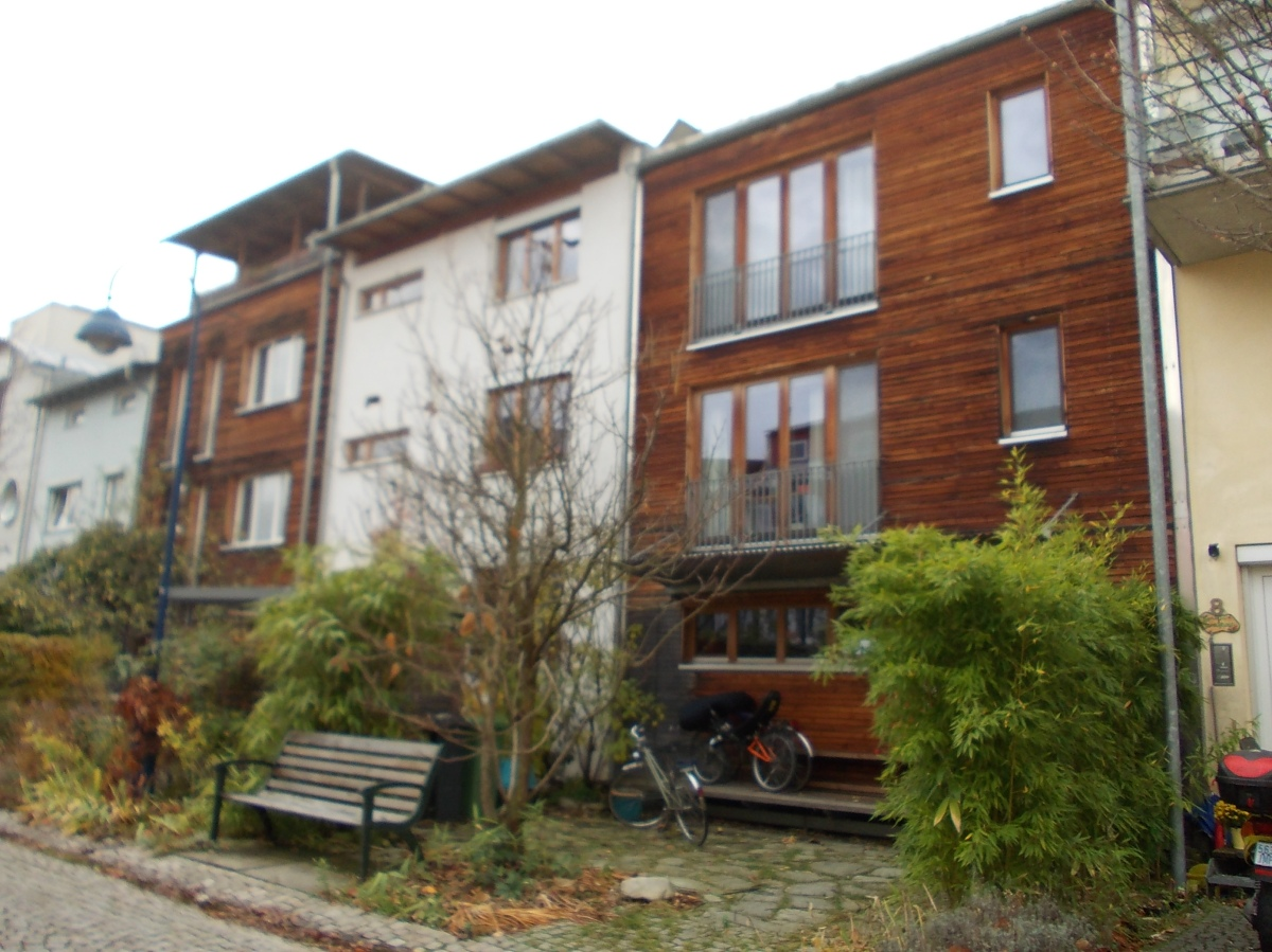 Review of Vauban, Freiburg, Germany - 94.1%